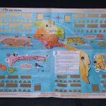 """La carte au trésor est un moyen amusant de faire découvrir un site touristique de point en point en recherchant la solution d'une énigme ou l'emplacement du """"trésor"""""""