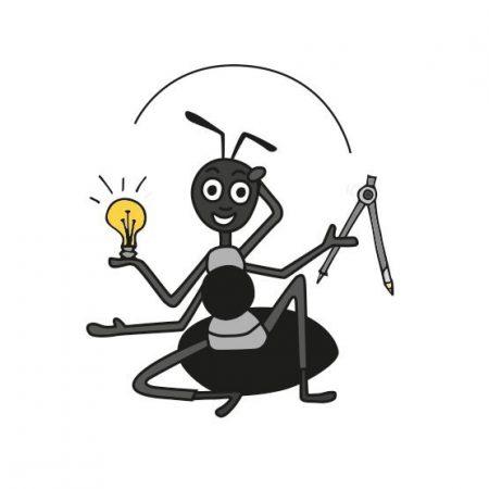 fourmi aide et conseil ludiques