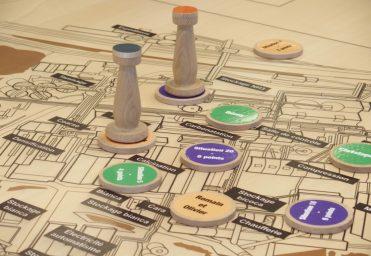 Rouages : jeu de découverte d'une entreprise