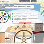 Jeu sur internet sur les risques internet