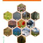 Fiche jeu présentant 15 milieux naturels différents à reconnaître
