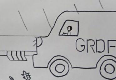 """Conception et animation de 3 ateliers sur la création d'affiches """"sécurité"""""""